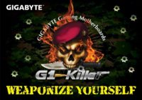 Gigabyte G1.Assassin, G1.Sniper y G1.Guerrilla, placas base de alta gama