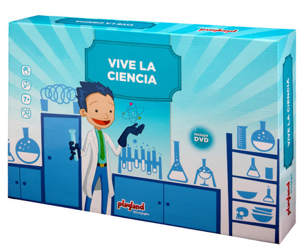 Vive La Ciencia Playland