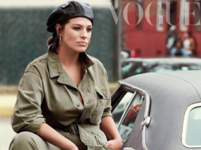 Dejemos de decir que se ha conseguido la diversidad: ni Vogue puede vestir a una modelo de tallas grandes