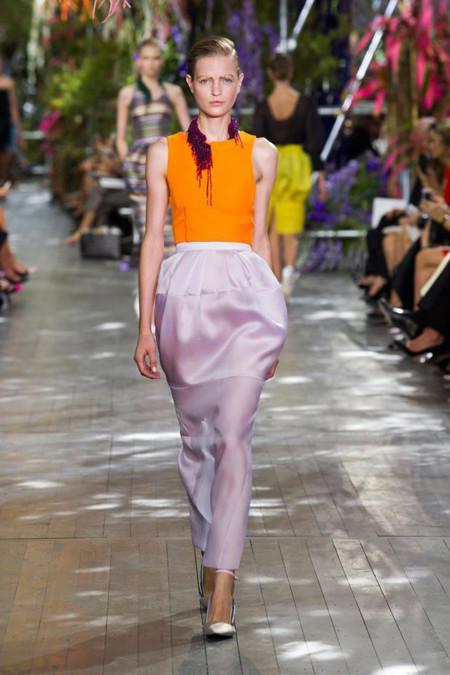Christian Dior Primavera Verano 2014 Semana de la Moda de Paris -5
