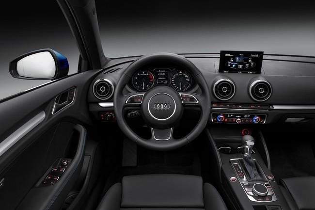 Audi A3 Sportback g-tron, vista interior