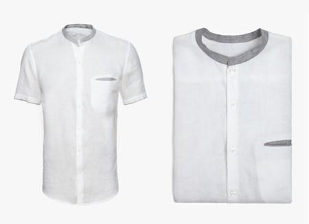 Camisa de Adolfo Domínguez