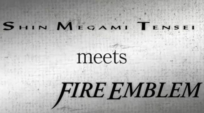 Shin Megami Tensei meets Fire Emblem