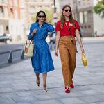 Las siete formas infalibles de llevar un vestido vaquero que siempre utilizan las expertas en moda