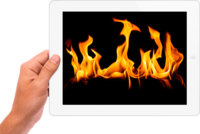 El nuevo iPad se calienta un 18% más que el anterior modelo según varios usuarios