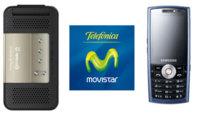 Terminales de agosto en Movistar: Samsung SGH-i200 y Sony Ericsson R306