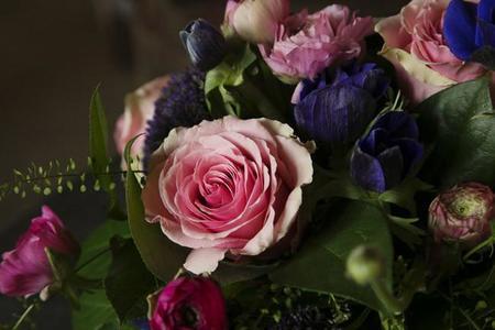 Rosas Lirios