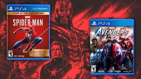Las ofertas de Amazon en videojuegos de Marvel