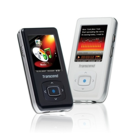 Reproductor MP3 Transcend T.sonic 850