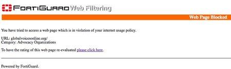 Mal uso de Internet implica el corte del acceso en la empresa