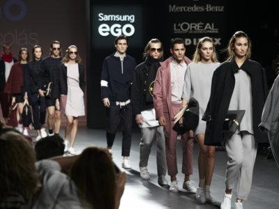 Todo preparado para Samsung EGO en la próxima edición de MBFW Madrid, ¡para no perdérselo!