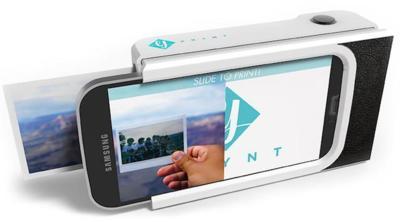 Prynt es una carcasa que nos traerá al teléfono la esencia de la Polaroid