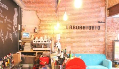 Restaurante Laboratorio, auténtica pasta fresca en pleno centro de Madrid