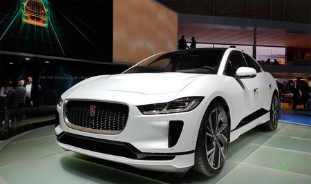 Jaguar I Pace Xtk