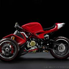 Foto 4 de 7 de la galería ducati-desmosedici-rr-trike-concept en Motorpasion Moto