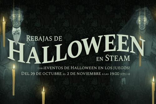 Arrancan las Rebajas de Halloween en Steam y te seleccionamos las mejores ofertas