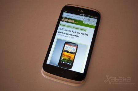 HTC Desire X, análisis