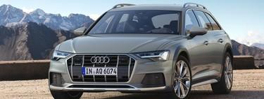 Audi A6 Allroad quattro 2020, porque la diversión debe ser familiar