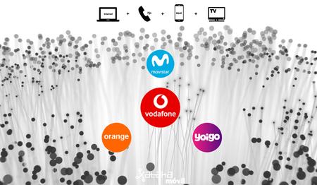 Enfrentamos las nuevas tarifas de Vodafone contra las de Movistar, Orange y Yoigo