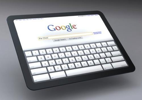Foto de Mockup del Tablet OS de Google (4/7)