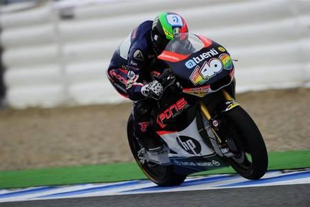 MotoGP Holanda 2012: combinación inédita de neumáticos Dunlop para Moto2