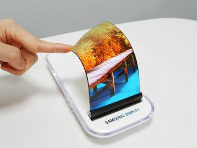 Samsung venderá móviles con pantalla flexible y el primero será un Galaxy Note