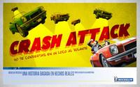 'Crash Attack', una forma diferente de promover la seguridad entre los jóvenes