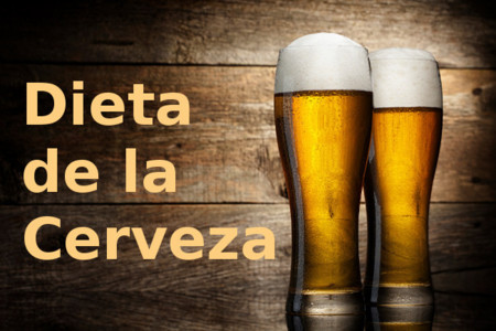 Dieta de la cerveza. Análisis de dietas milagro (XLV)