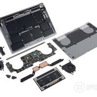 iFixit desmonta el MacBook Pro con Touch Bar de 15 pulgadas y encuentra un puerto secreto