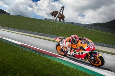 Marquez Red Bull Ring Motogp 2019