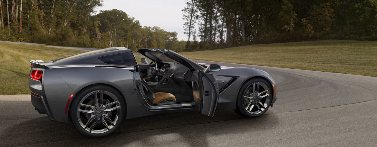 Foto de 2014 Chevrolet Corvette Stingray (33/43)