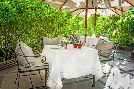 Terraza Restaurante Villa Magna 1