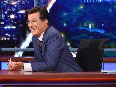 Quién es Stephen Colbert, el presentador de los Emmy 2017