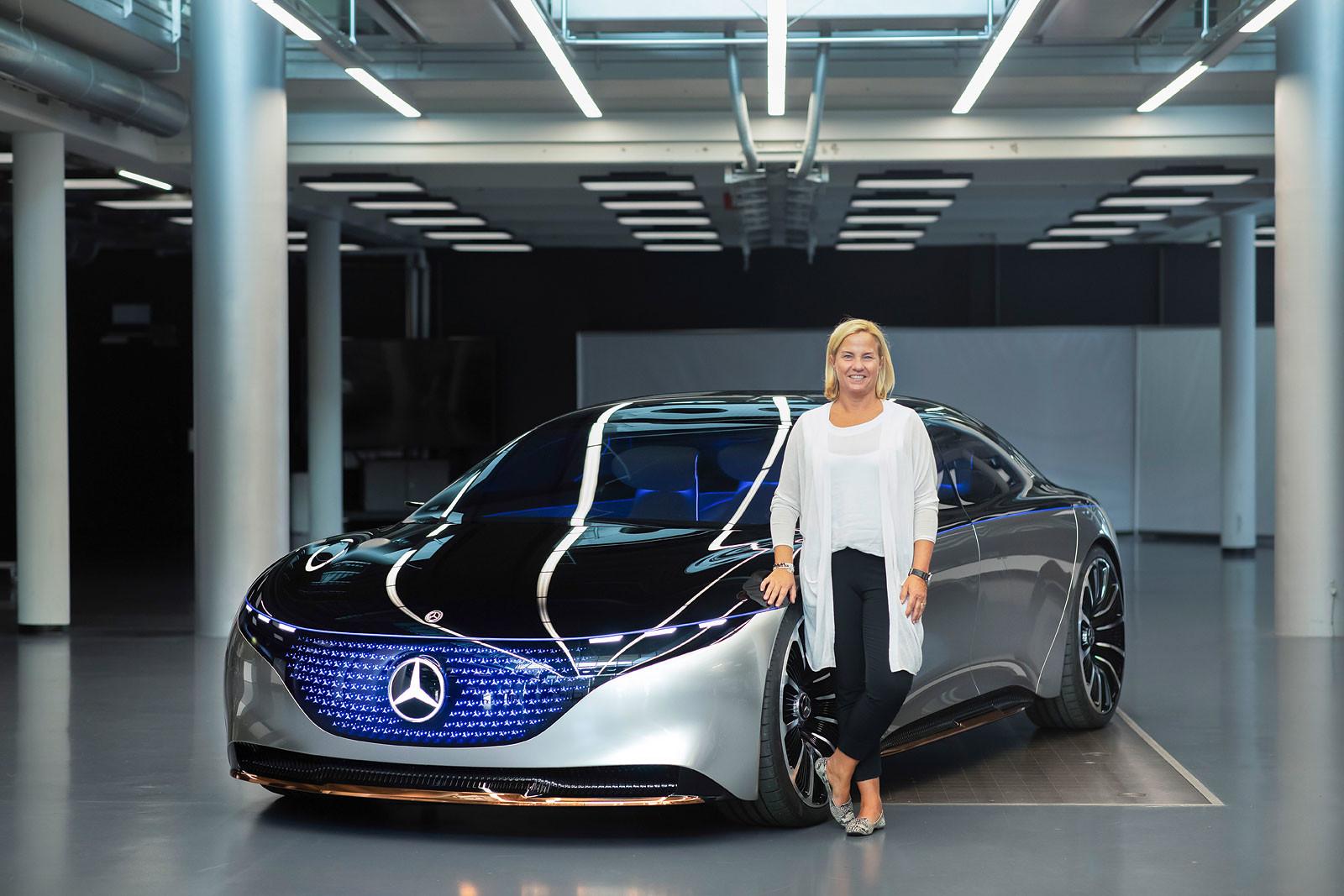 Foto de Mercedes Vision EQS (9/13)