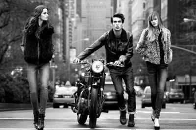 Campaña Otoño-Invierno 2011/2012 de DKNY Jeans