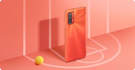 Xiaomi Redmi Note 9 4g Rojo
