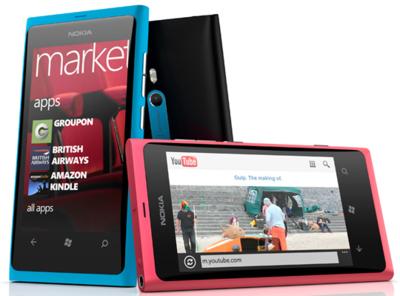 Si quieres acceso a Marketplace, tienes que actualizar a Windows Phone 7.5