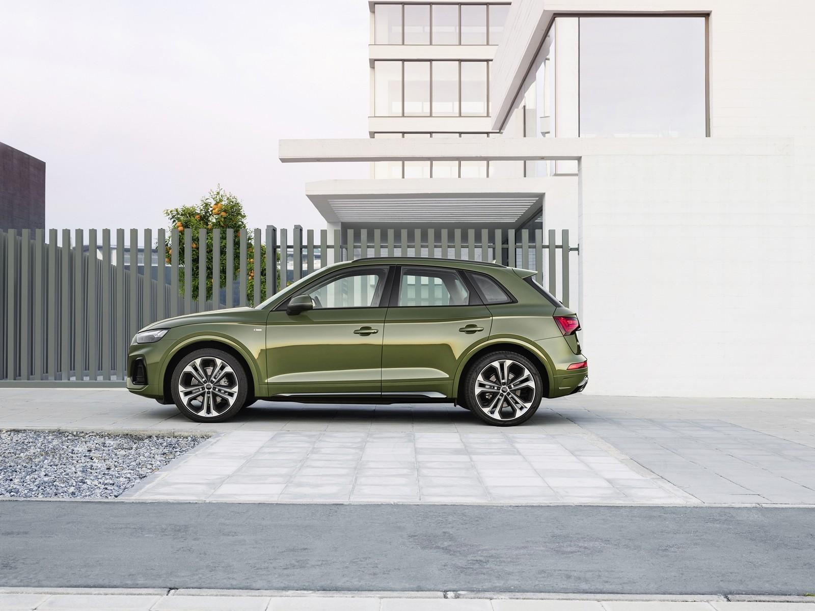 Foto de Audi Q5 2020 (26/61)