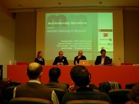VidaExtra en el MobileMonday Barcelona