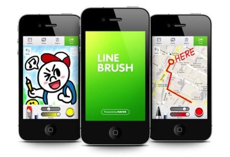 LINE - alterativa a Whatsapp de NAVER