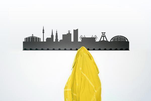 Foto de Colgadores inspirados en grandes ciudades (5/7)