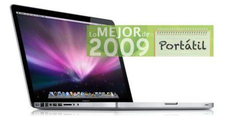 MacBook Pro, mejor portátil de 2009