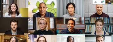 Google explica cómo desenfoca y cambia el fondo de las videollamadas en Google Meet
