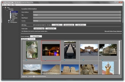 Microsoft Pro Photo Tools