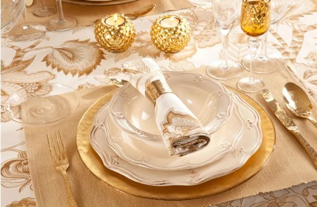 Decoraci n de navidad c mo decorar la mesa de navidad - Decoracion de navidad para la mesa ...