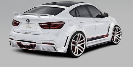 Lumma Design CLR BMW X6 R
