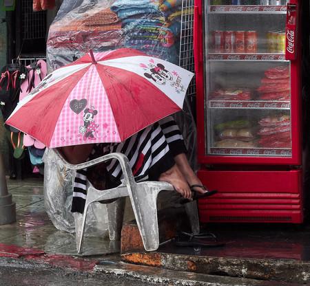Fotografiando Bajo La Lluvia 16