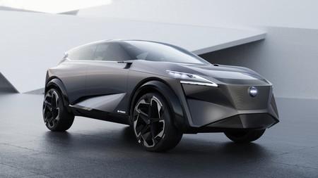 Nissan IMq Concept: un SUV eléctrico de autonomía extendida que podría ser un adelanto del Qashqai