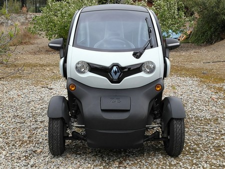 Renault twizy kit ventanillas frontal
