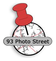 Crea tu geophotoblog con 93 Photo Street